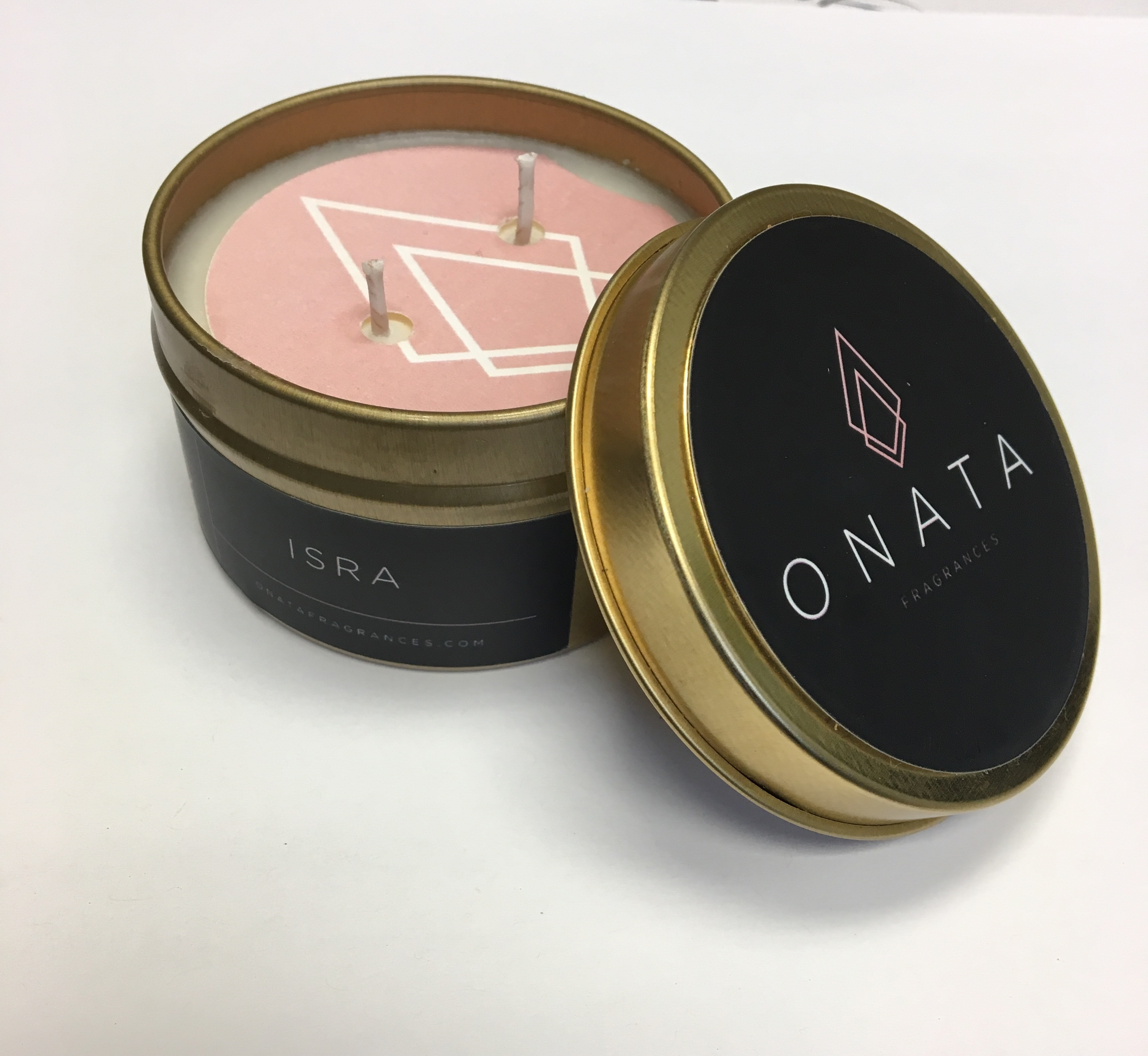 What Size Wick For  Travel Tin